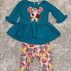 Adorable Matching elephant outfit